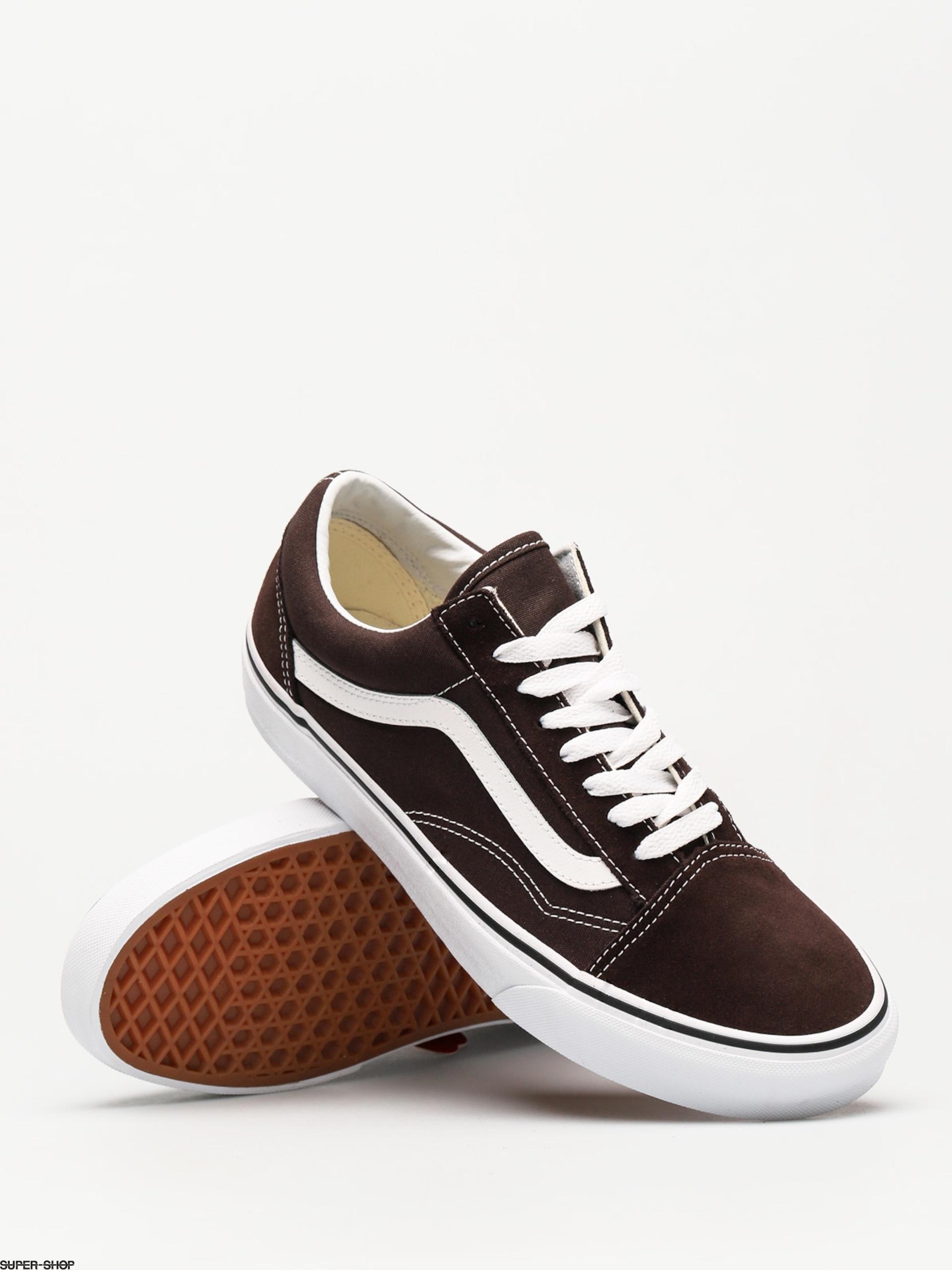 Vans Shoes Old Skool (chocolate tortetrue white)