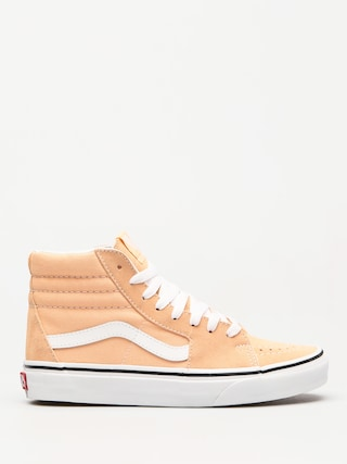 Vans Shoes Sk8 Hi (bleached apricot/true white)