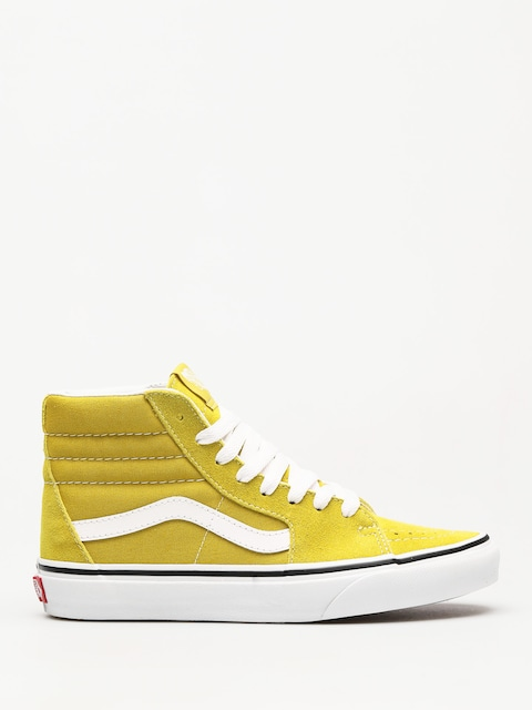 Vans Shoes Sk8 Hi (cress green/true white)