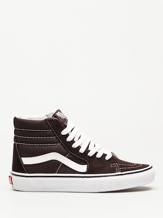 Vans Shoes Sk8 Hi (chocolate torte/true white)