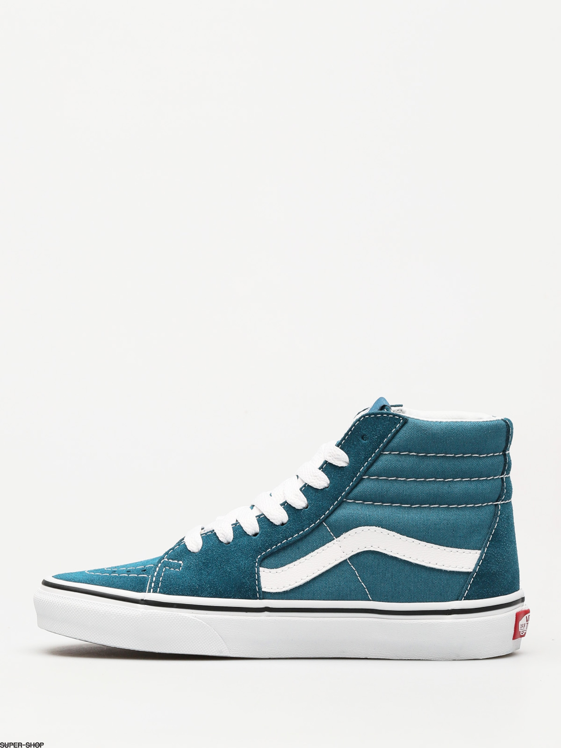 Vans Shoes Sk8 Hi (corsair/true white)