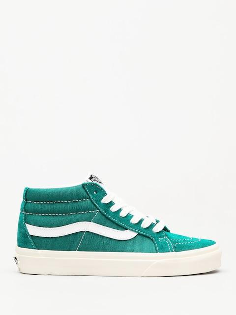 Vans Shoes Sk8 Mid Reissue (cadmium green)