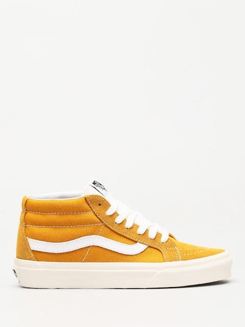 Vans Schuhe Sk8 Mid Reissue (sunflower)