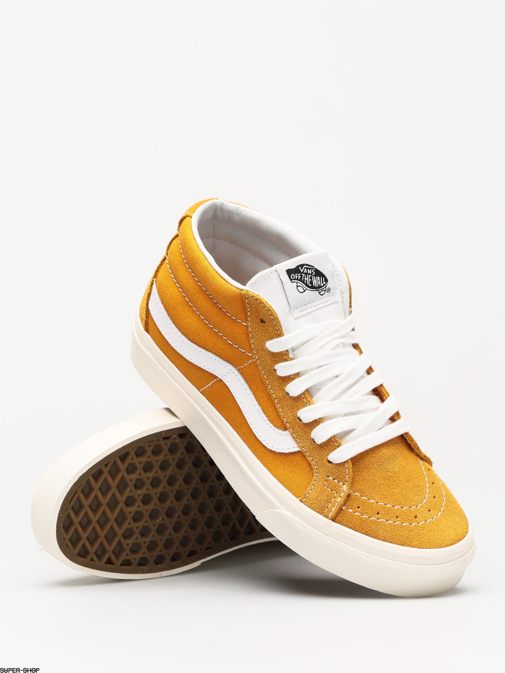 Vans Shoes Sk8 Mid Reissue (sunflower)