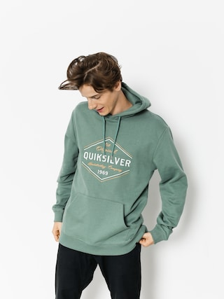 Quiksilver Hoodie Nowhere North HD (dark forest)