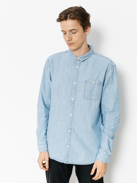 Quiksilver Shirt Chambray Shirt (used)