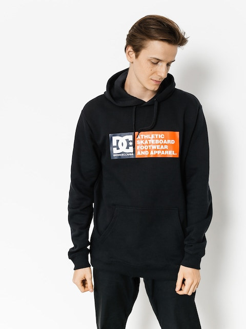 DC Hoody Vertical Zone HD