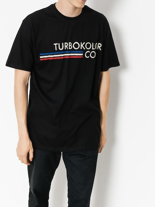 Turbokolor T-shirt Olympik (black)
