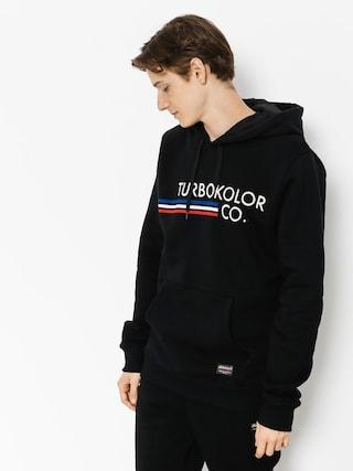 Turbokolor Hoodie Olympik HD (black)