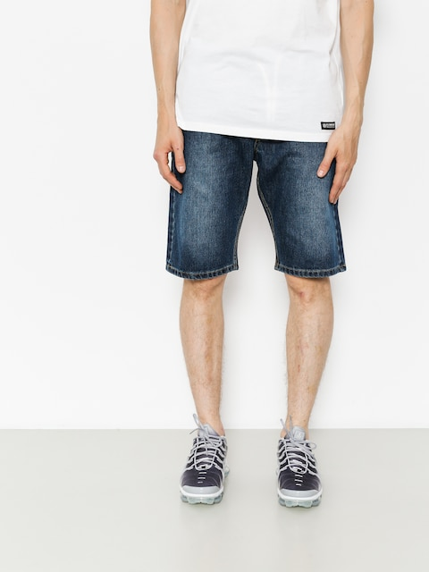 MassDnm Shorts Signature (dark blue)
