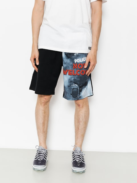 MassDnm Shorts Not Welcome (multicolor)