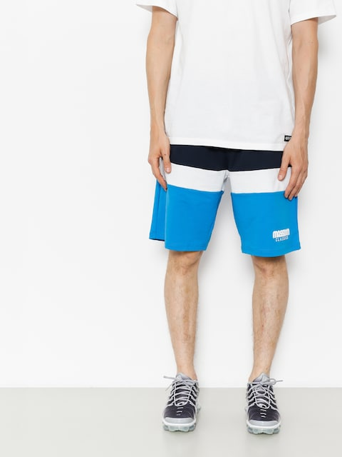MassDnm Shorts Respect (blue/navy)