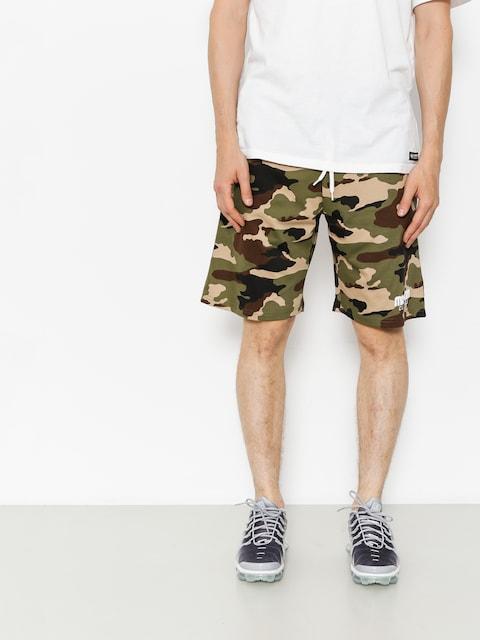 MassDnm Shorts Classics (woodland camo)