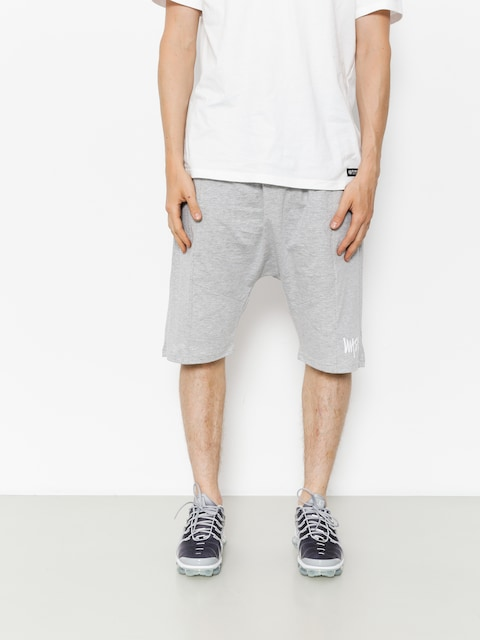 MassDnm Shorts Signature Low Crotch (light heather grey)