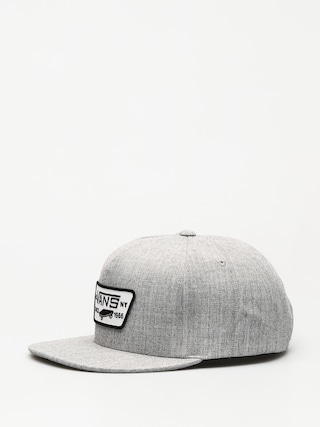 Vans Cap Full Patch Snapback ZD (heather grey)