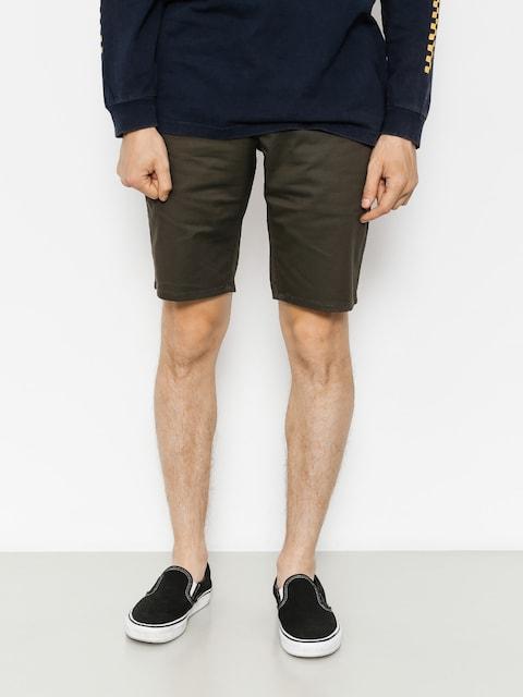 Brixton Shorts Toil II Hemmed (moss)