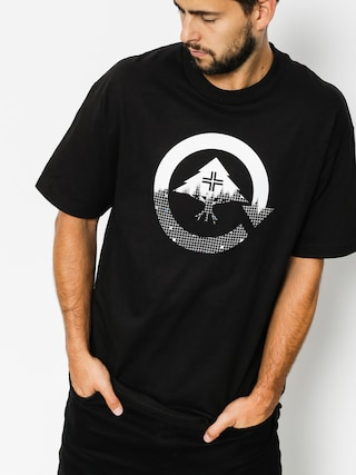 LRG T-shirt The Fade Away (black)