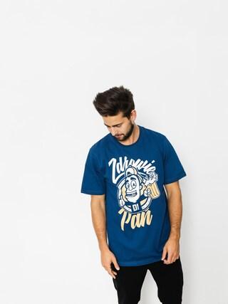Diamante Wear T-shirt Zdrowie Pau0144 (navy)