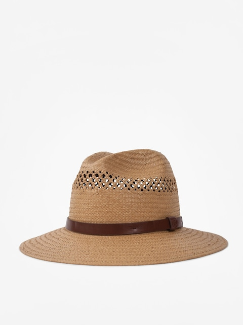 Brixton Hat Case Fedora (tan)