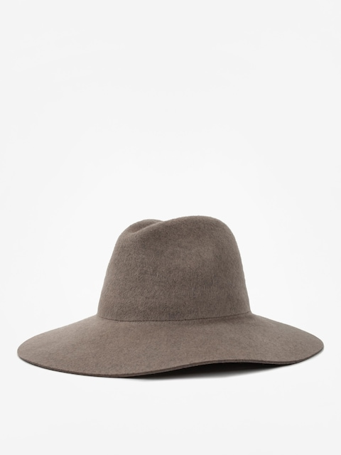 Brixton Hut Aimee Fedora Wmn (heather natural)