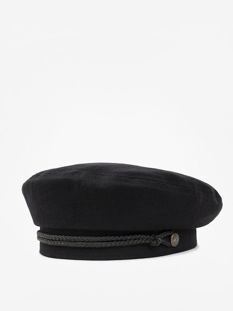 Brixton Flat cap Beret Caroline ZD Wmn (black)