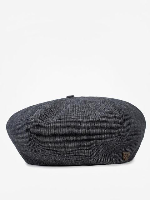Brixton Flat cap Beret Leon ZD Wmn (slate)