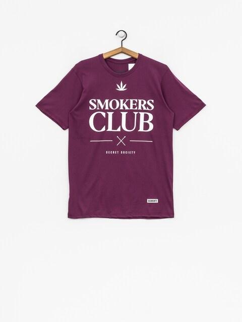 Diamante Wear T-shirt Members (purple)