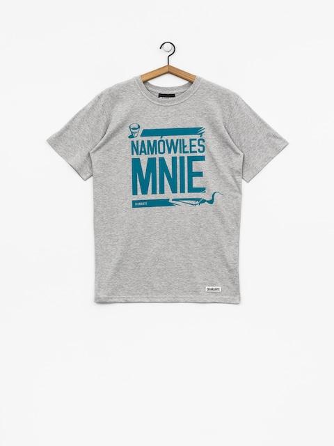 Diamante Wear T-shirt Namówiłeś Mnie