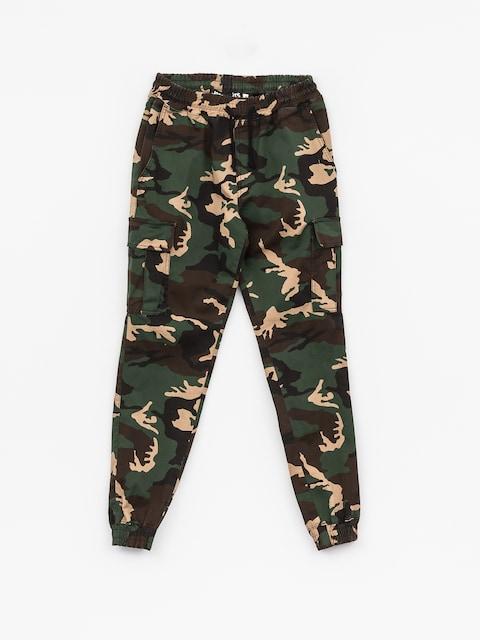 Diamante Wear Pants Rm Hunter Jogger (woodland camo)