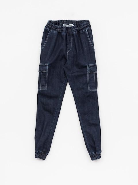Diamante Wear Hose Rm Hunter Jogger (dark jeans)