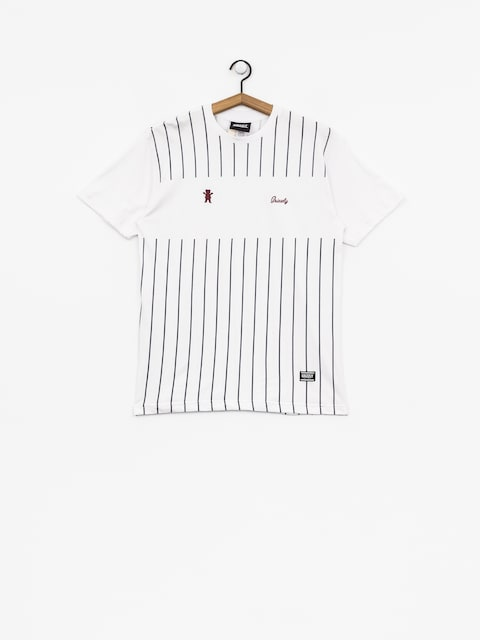 Grizzly Griptape T-shirt Midfielder (white)