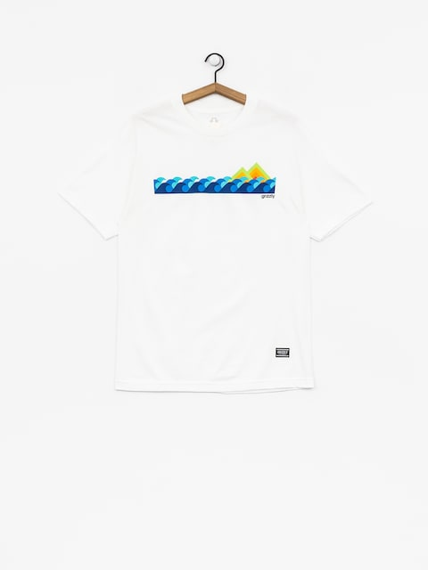 Grizzly Griptape T-shirt High Tide