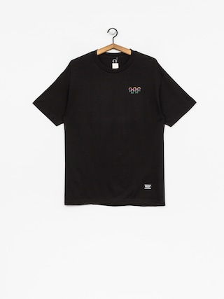 Grizzly Griptape T-shirt All Stars (black)