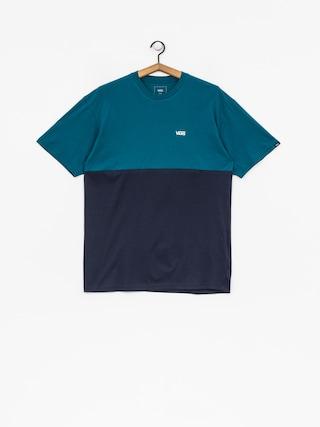 Vans T-shirt Colorblock (corsair/dress blues)