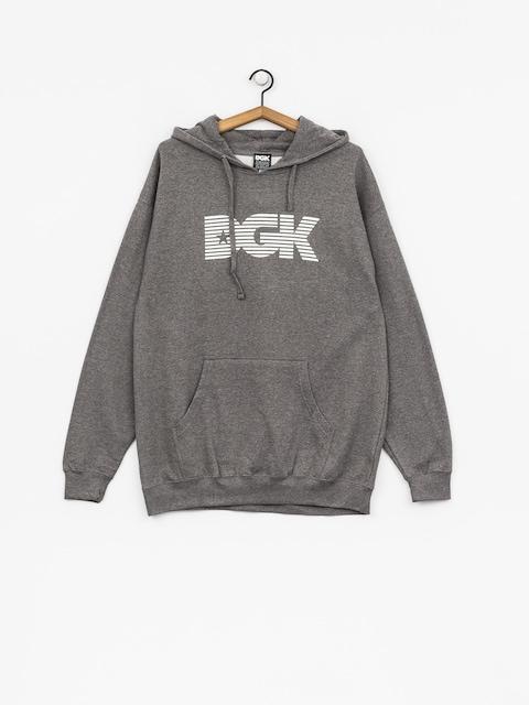 DGK Hoodie Levels HD (gunmetal)