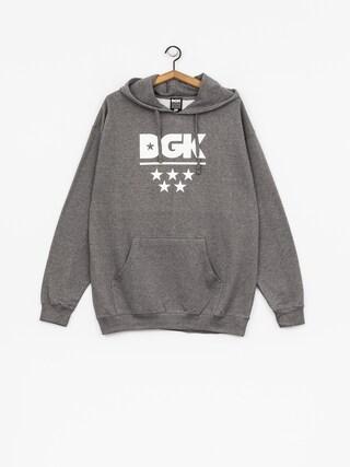 DGK Hoody All Star HD (gunmetal)
