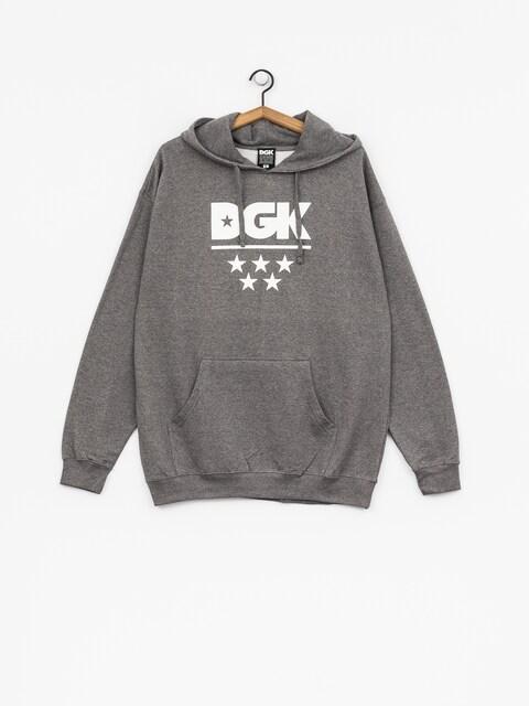 DGK Hoodie All Star HD (gunmetal)