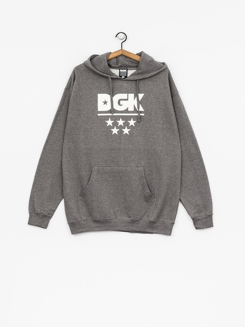 DGK Hoody All Star HD (gunmetal)