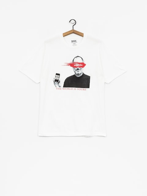 DGK T-Shirt Limitless (white)