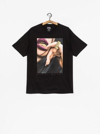 DGK T-shirt Heavy Metal (black)