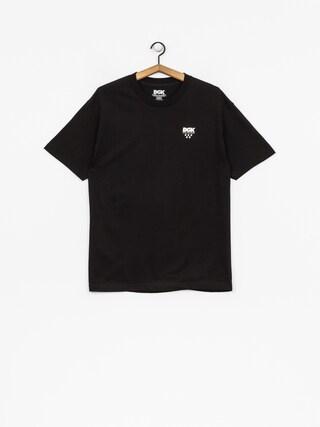 DGK T-shirt All Star Minilogo (black)