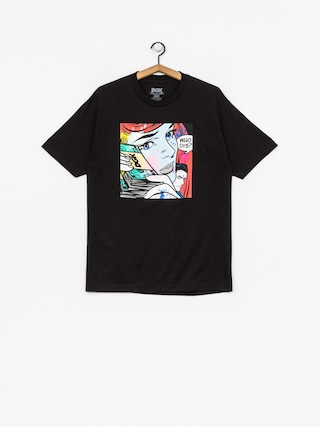 DGK T-shirt Who Dis (black)