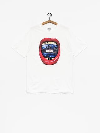 DGK T-Shirt Sounds (white)