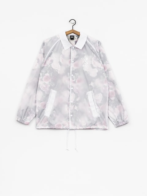 Real Jacke Bloom Windbrk (white/floral)