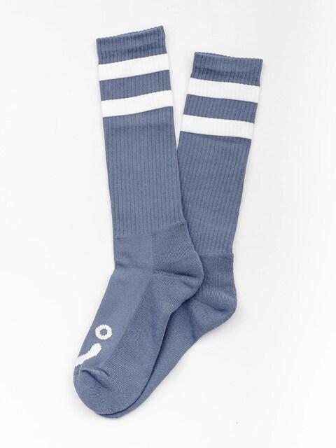 Polar Skate Socken Happy Sad Classic (captains blue)