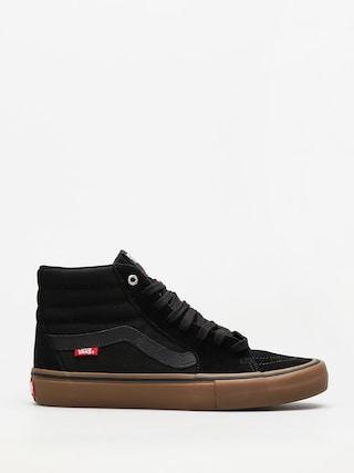 Vans Shoes Sk8 Hi Pro (black/gum)