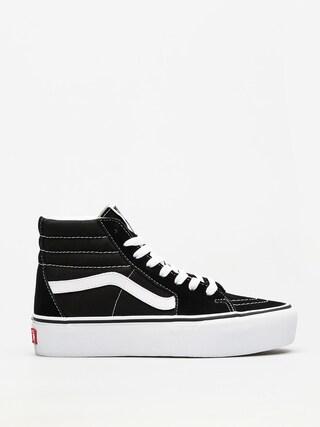Vans Shoes Sk8 Hi Platform 2.0 (black/true white)