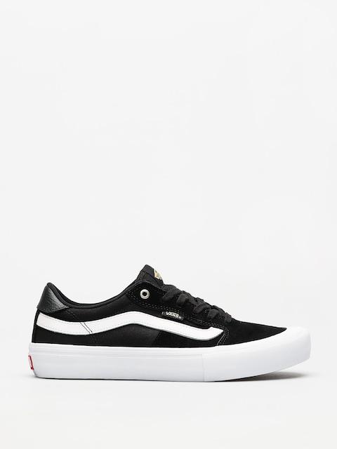Vans Schuhe Style 112 Pro (black/white/khaki)