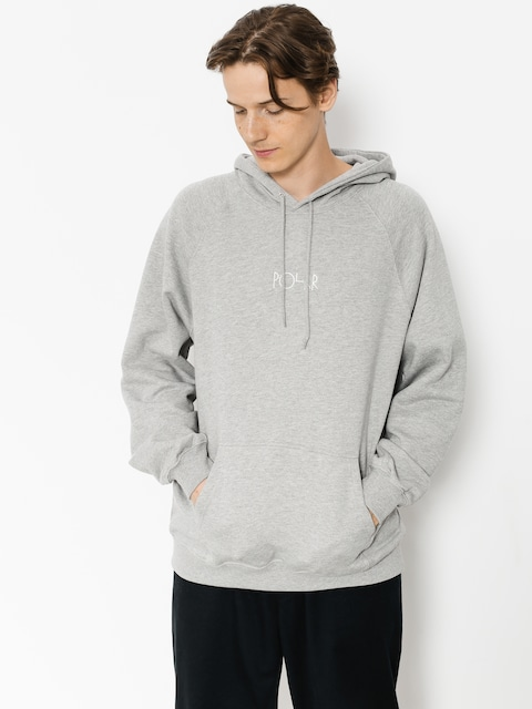 Polar Skate Hoodie Default HD (heather grey)