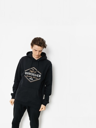 Quiksilver Hoodie Nowhere North HD (black)